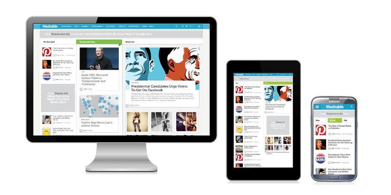 Por qué el diseño web adaptativo es más importante que nunca